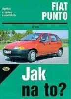Kniha FIAT PUNTO /55 - 133 PS a diesel/ od 10/93