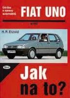 Kniha FIAT UNO /44 - 112 PS a diesel/ od 9/82