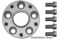 HR podložky pod kola (1pár) FIAT Seicento 187 rozteč 98mm 4 otvory stř.náboj 58mm -šířka 1podložky 20mm /sada obsahuje montážní materiál (šrouby, matice)