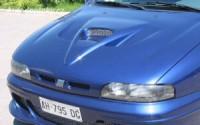 LESTER přední sportovní kapota (montáž na originál kapotu) Fiat Brava