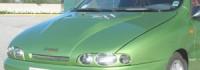 LESTER přední sportovní kapota (montáž na originál kapotu) Fiat Brava (COF118XX)