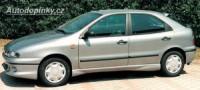 LESTER prahové nástavce Fiat Brava