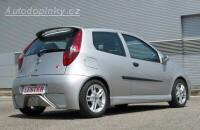 LESTER zadní nárazník Fiat Punto -- rok výroby 2003-05
